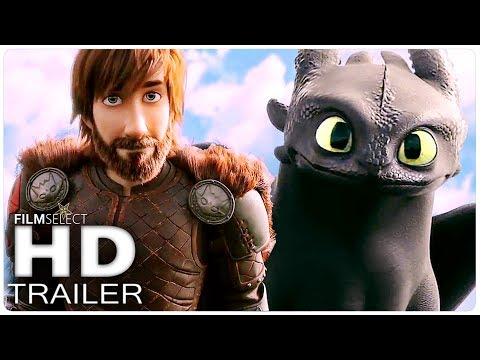 Xxx Mp4 HOW TO TRAIN YOUR DRAGON 3 Trailer 2019 3gp Sex