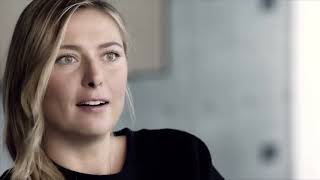 Maria Sharapova | Excited To Share With You A Documentary Piece