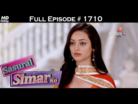 Sasural Simar Ka - 15th January 2017 - ससुराल सिमर का - Full Episode