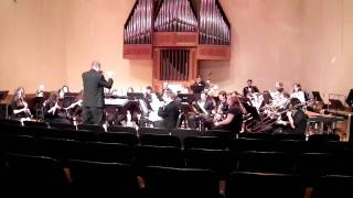 Brandeis Wind Ensemble - As The Moon Whispers