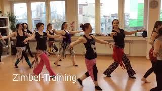 Bauchtanz - Raks Sharki Ausbildung mit Djamila - Einblick Level 1