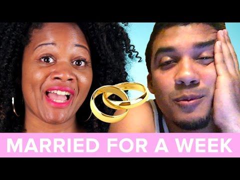 Xxx Mp4 Single People Get Married For A Week • Daysha Eli 3gp Sex