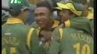 Bangladesh in ODI Cricket, 1986-2004