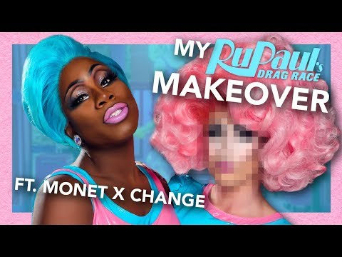 DragRace Makeover & Spilling Tea (ft Monét X Change)