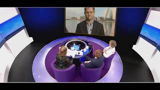 """""""Build a wall and get the Irish to pay for it"""" - Daily Politics 27/11/17"""