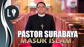 KISAH Lucu PASTOR Surabaya MASUK ISLAM   Ustad Khalid Basalamah