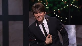 Joseph Prince - Believe His Love And Receive All Blessings - 30 Dec 18
