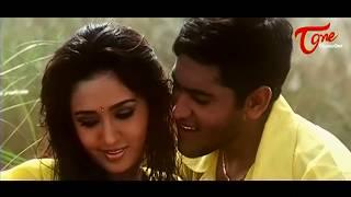 Gajala's Wet Saree Rain Song || Best Romantic Scenes of Tollywood #32