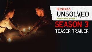 Unsolved: Supernatural Season 3 Trailer