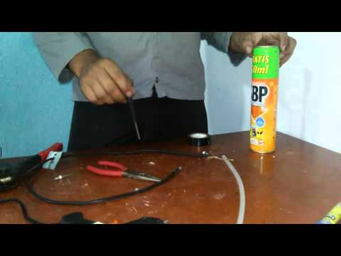 Como fazer uma antena wireless via rádio de alto ganho