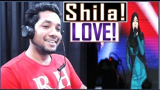 Shila Amzah 茜拉 《LOVE》Live Concert in Malaysia - Overdose (EXO) || (RH-Reaction & Review)✔