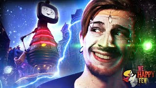 WE MADE IT TO THE PARADE DISTRICT!! || We Happy Few (Part 10)