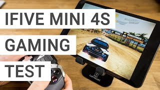 FNF iFive Mini 4S Gaming & Benchmark Test - Outstanding At 97$