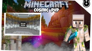 Capturing The HERO OUTPOST! Minecraft factions Cosmic PVP Ep 8 - Alien planet Map 5 (Season 4)