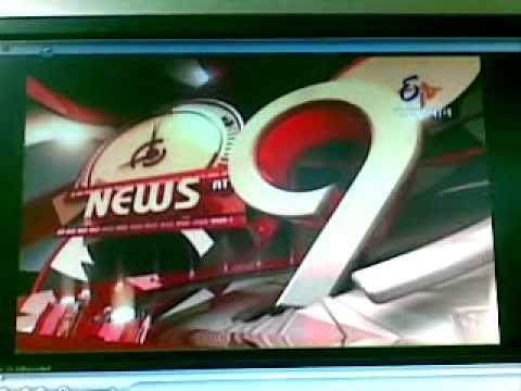 Shweta Mishra in News@9pm Reading Headlines