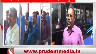 ELECTRIC BUSES JOURNEY ON TRIAL BASIS FOR 45 DAYS _Prudent media Goa