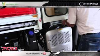 HINO Cattle Truck 700 Series 2844