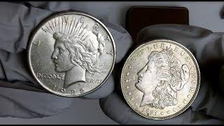 Silver Dollar Collecting : Eye-On-Stuff