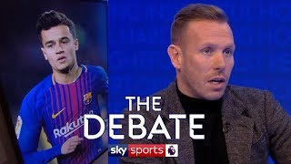 Are Liverpool making a BIG mistake by not replacing Coutinho? | Bellamy & Purslow | The Debate