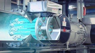 Water purification process - Evides Waterbedrijf Kralingen