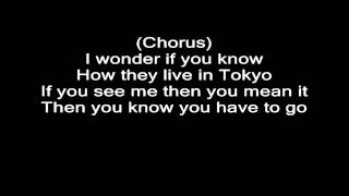 Tokyo Drift teriyaki boyz lyrics