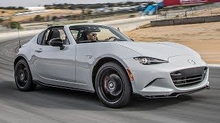 2017 Mazda MX-5 Miata RF Club Hot Lap! - 2017 Best Driver