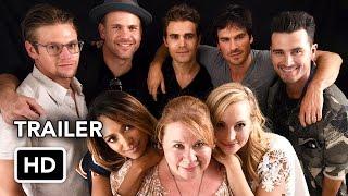 The Vampire Diaries Forever Comic-Con Trailer (HD)