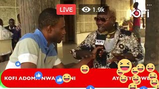 AYITEY POWERS REVEALS SECRETS ABOUT WHY BUKOM BANKU LOST