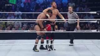 Dean Ambrose & Sami Zayn vs. Kevin Owens & Alberto Del Rio: SmackDown, June 2, 2016