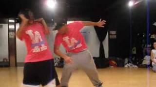love of dancin from la 2010  jian  gigi collab class