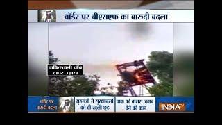 Jammu and Kashmir: India destroys Pakistan