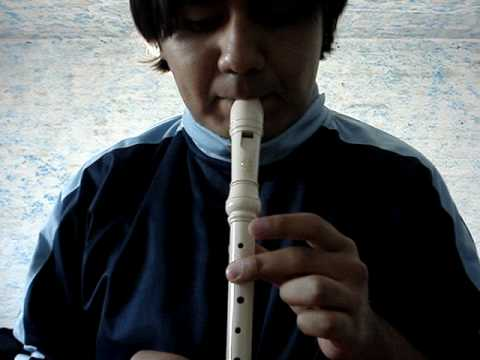 jingle bells flauta dulce recorder