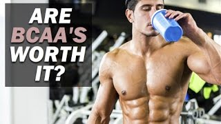 Are BCAA's Worth It? (Branched Chain Amino Acids Review)