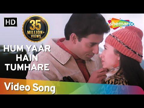 Hum Yaar Hain Tumhare Haan Maine Bhi Pyaar Kiya Abhishek Bachchan Karishma Kapoor Udit Narayan