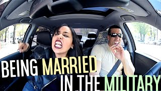 Being Married In The Military!
