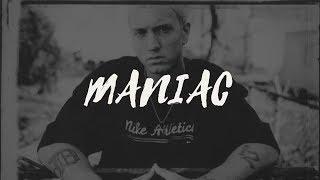 FREE Old School Eminem Type Beat / Maniac (Prod. Syndrome) [NEW 2018]