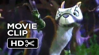 The Swan Princess A Royal Family DVD CLIP - The Bad Guys (2014) - Elle Deets Movie HD