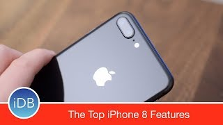 Top 15 iPhone 8 and 8 Plus Features