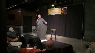 Todd Leabo of Sports Radio 810 WHB Speaks at the Tiger Club of KC