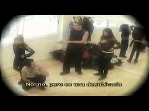 Camara oculta a María Eugenia Ritó