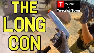 Trouble in Terrorist Town: The Long Con (Elite Force PPQ TAC)
