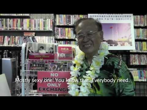 Why this old man owns a porn shop in Chinatown, Los Angeles