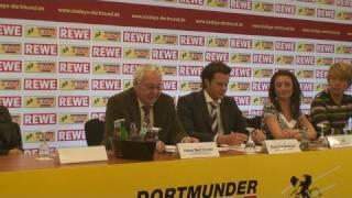 Heinz Bert Zander - PK REWE Familiensonntag 6-Tage-Rennen