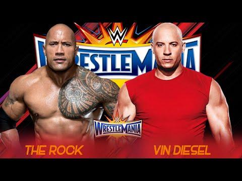 Xxx Mp4 The Rock Vs Vin Diesel Wrestlemania 33 Promo HD 3gp Sex