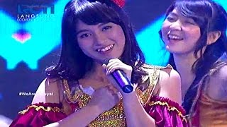 jkt48 - saikou kayo quot;luar biasaquot; dahsyatnya awards 2017