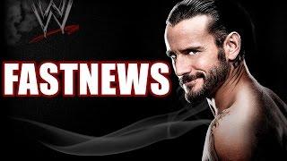 CM PUNK NÃO QUERIA SER DA WWE - FASTNEWS