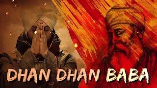 DILJIT DOSANJH : DHAN DHAN BABA ( Lyrical Video ) || Punjabi Brand New Songs