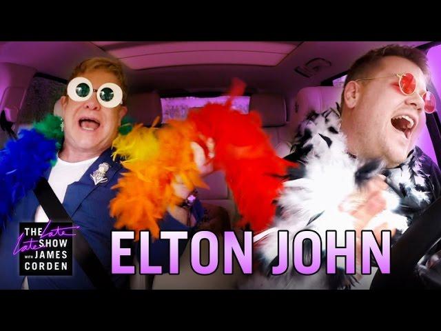 Elton John Auto-Karaoke
