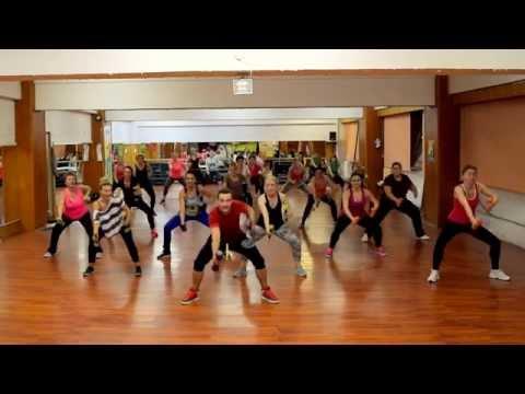 Maluma - Addicted - Zumba® Toning choreo by Claudiu Gutu
