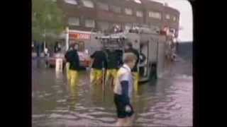 Floods - London - Weather - 1988